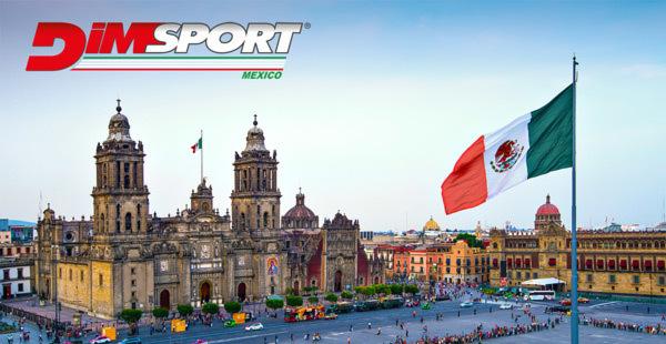 Bienvenido a Dimsport Mexico!