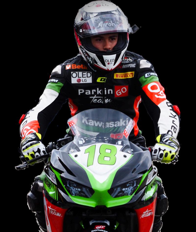ParkinGO Superbike Team